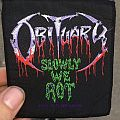 Obituary slowly we rot patch