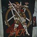 Slayer show no mercy OG backpatch