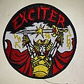 Exciter - Patch - Exciter - long live the loud patch
