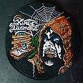 King Diamond - Patch - King diamond dark sides bootleg patch