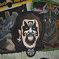 Mercyful fate / king diamond head bootleg patch