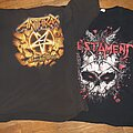 Anthrax - TShirt or Longsleeve - Anthrax and testament tour shirts