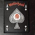 Motörhead - Patch - Motorhead ace of spades patch