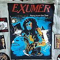 Exumer - Patch - Exumer - rising from the sea back patch