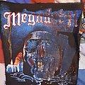 Megadeth beat Kimb back patch