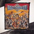 Bolt Thrower - Patch - Bolt thrower - warmaster patch