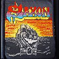Saxon - Patch - Looking for!!!