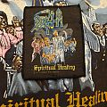 Death spiritual healing patch