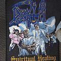 Death-spiritual healing back patch