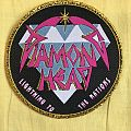 Diamond Head - Lighting to the nation patch