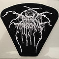 Darkthrone Logo Patch