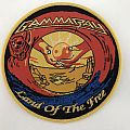 Gamma Ray - Patch - Gamma Ray-Land the Free Patch(yellow bordes)