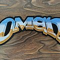 Omen-Embroidery Logo BP Patch