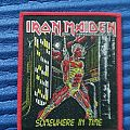 Iron Maiden-Somewhere In Time Patch