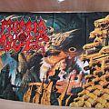 Morbid Angel - Other Collectable - Morbid Angel - Gateways to Annihilation (full cover artwork) flag
