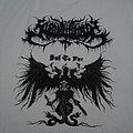 Slaughtbbath - Hail The Fire White Shirt