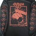 Caveman Cult - TShirt or Longsleeve - Caveman Cult - Rituals of Savagery Longsleeve