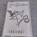 Zarathustra - Contempt Tape Tape / Vinyl / CD / Recording etc
