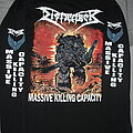 Dismember - TShirt or Longsleeve - Dismember - Massive Killing Capacity Longsleeve