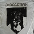 Diocletian - TShirt or Longsleeve - Diocletian - Feast On Power / White Longsleeve