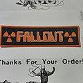 Fallout - Patch - Fallout Logo Patch