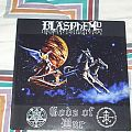 Blasphemy-Gods of war original first press from osmose productions  Tape / Vinyl / CD / Recording etc