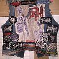 Death - Battle Jacket - My Battle Jacket :3