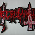 Necromantia - Logo Backpatch