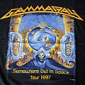 Gamma Ray - Somewhere Out in Space Tour Shirt
