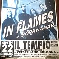 In Flames - Poster - Whoracle Tour Other Collectable