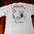 Metallica - Italia - TShirt