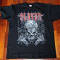 Slayer - World Domination 2013 Tshirt