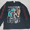 Napalm Death 1996 Tour Long Sleeve Shirt