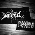 Jucifer and Pissgrave Patches