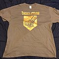 "Diocletian - TShirt or Longsleeve - Diocletian- ""Ironfist Shield"" (charcoal T-shirt)"