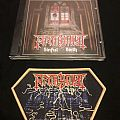 Antichrist Sinful Birth Patch & CD