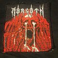 Morgoth Resurrection Absurd Woven Patch
