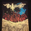 Official Deathhammer Backpatch