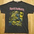 Iron Maiden - Piece of Mind 80's Shirt