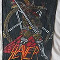 Slayer original 80's backpatch