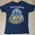 Iron Maiden pharaoh 1984 shirt