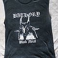 Bathory black metal 80's shirt