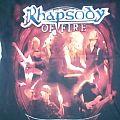 Rhapsody Of Fire - TShirt or Longsleeve - live tshirt rhapsody of fire