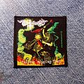 Patch - Deathhammer - Forever Ripping Fast (Official Woven Patch)