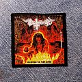 Patch - Deathhammer - Onward To The Pits (Official Woven Patch)