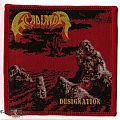 Patch - Gladiator - Designation (Woven Patch)