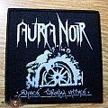 Patch - Aura Noir - Black Thrash Attack (Official Woven Patch)