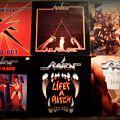Raven - Tape / Vinyl / CD / Recording etc - Vinyl 666