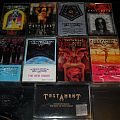 Testament - Tape / Vinyl / CD / Recording etc - Testament tape collection