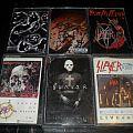 Slayer - Tape / Vinyl / CD / Recording etc - Slayer tape collection